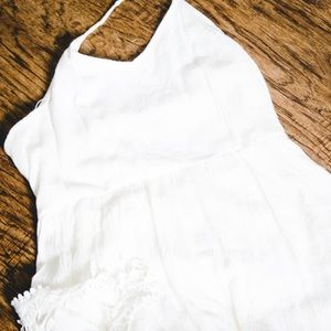 White Midi - Great for formal and casual events!